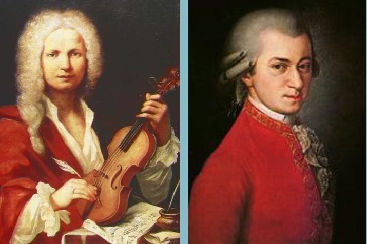 Моцарт «Реквием». Вивальди «Времена года»