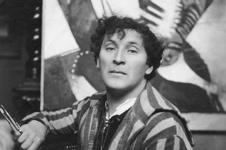 Шагал. Жизнь и творчество после отъезда из России