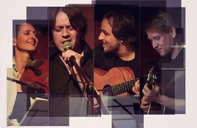 Andy M. Stewart Tribute Quartet
