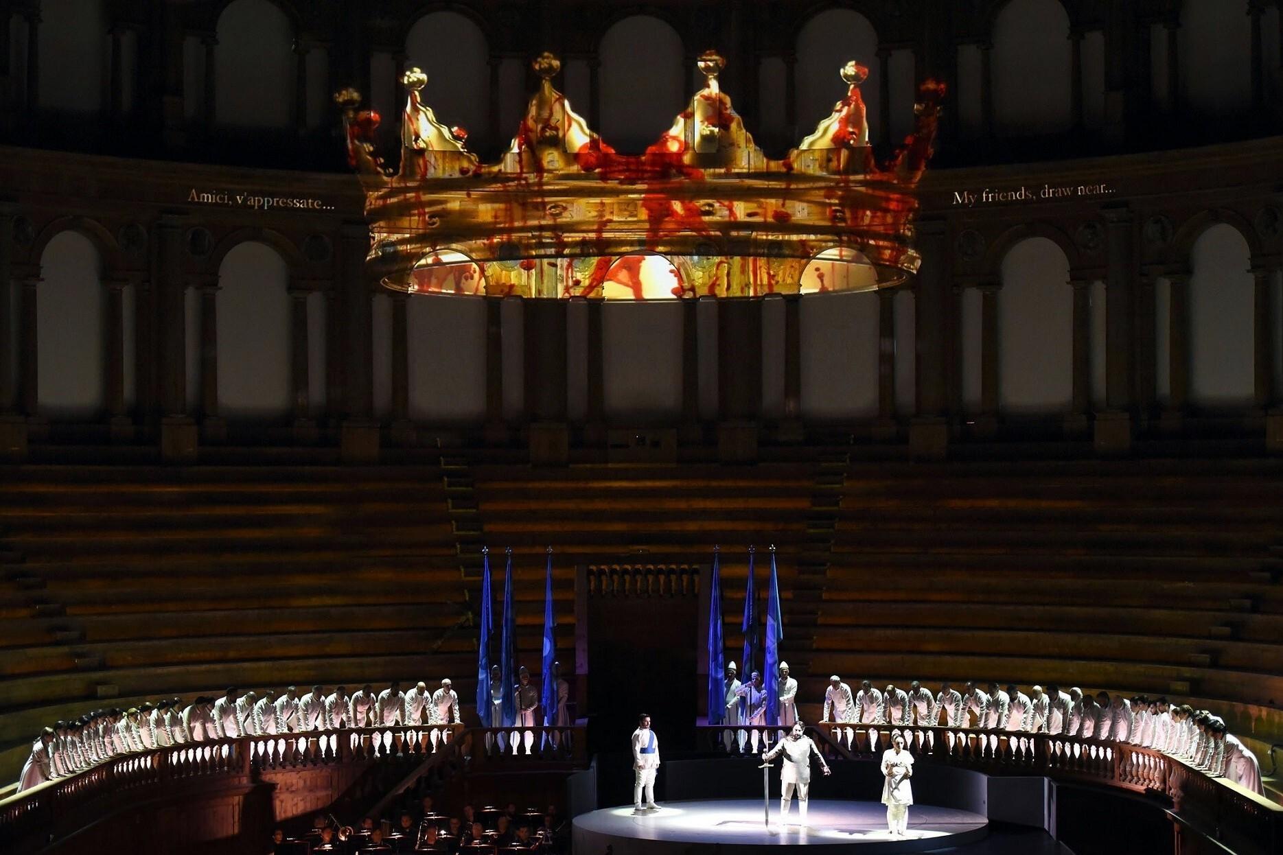 Опера Верди «Жанна Д'Арк»