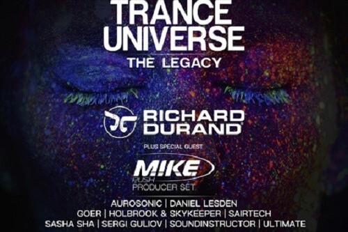 Trance Universe: The Legacy