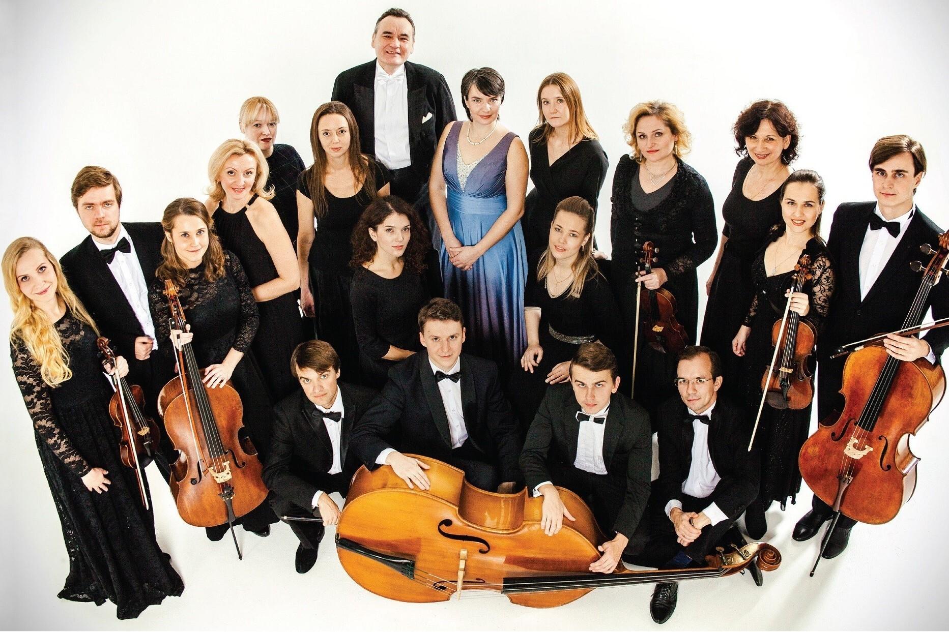 Юбилей камерного оркестра «Времена года»
