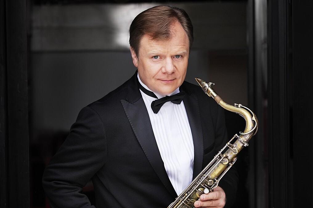 «Виртуозы Москвы», Игорь Бутман и Московский джазовый оркестр. «Времена года»