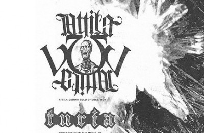 Attila Csihar (Void ov Voices) + Turia