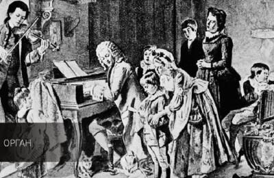 Органная музыка от Барокко до Романтики