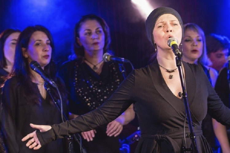 Школа-студия Sunny Side Singers. «Песни народов мира»