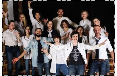 Honey Jazz Choir под управлениеем Людмилы Ханиной с программой: Boomerang