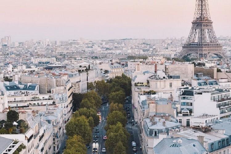 Мелодии Франции: флейта, альт и арфа