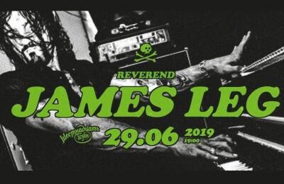 JAMES LEG (USA)