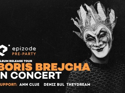Boris Brejcha — In Concert