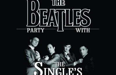 The Beatles party with «The Single's»