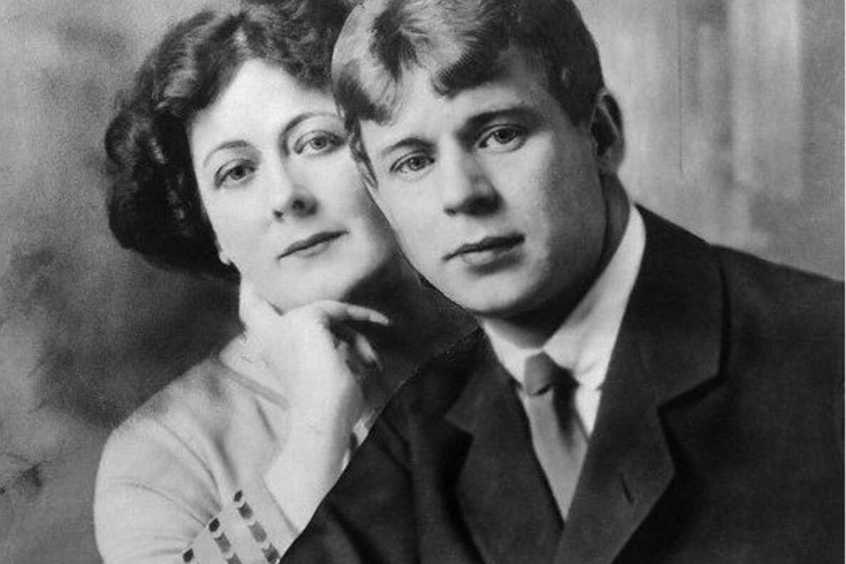 Дункан и Есенин. Роковая любовь