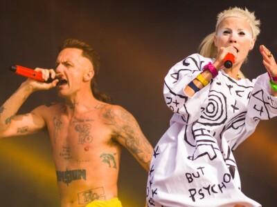 Die Antwoord. PARK LIVE 2019