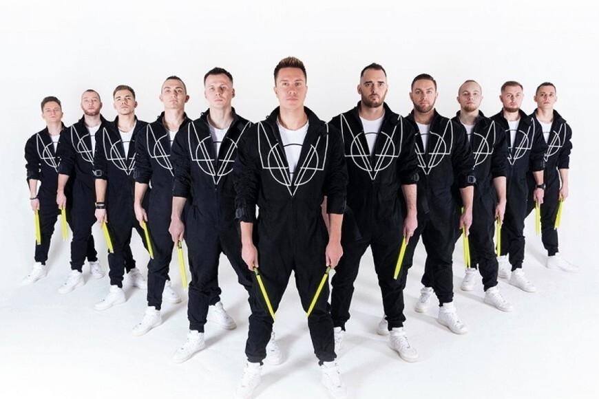 Vasiliev Groove шоу «Mirrors»
