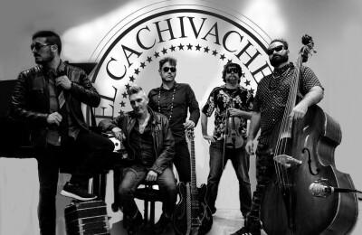 La CACHIVACHEria: Танго& Джаз& Рок (Аргентина)