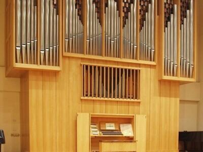 Звучит Король музыкальных инструментов