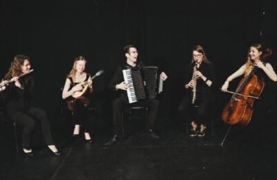 Концерт современной академической музыки «Оригами»