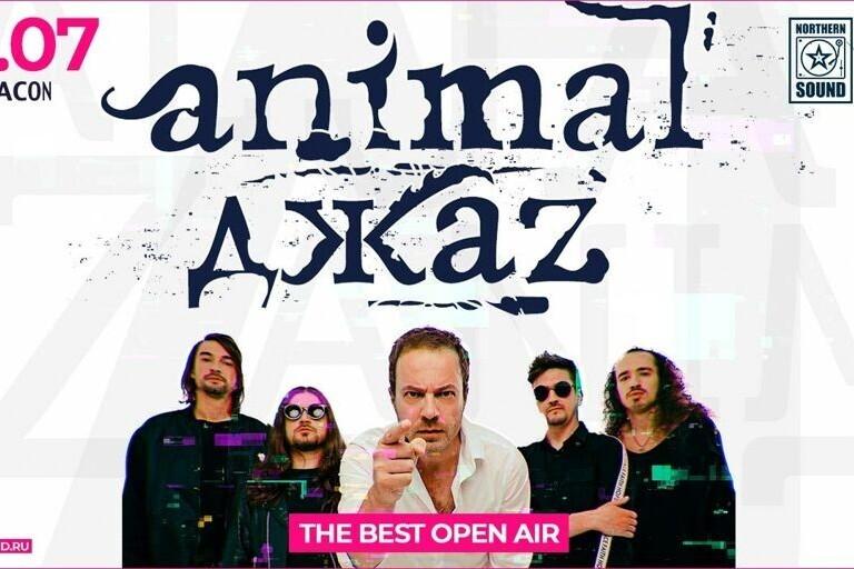 Animal ДжаZ: The Best Open Air