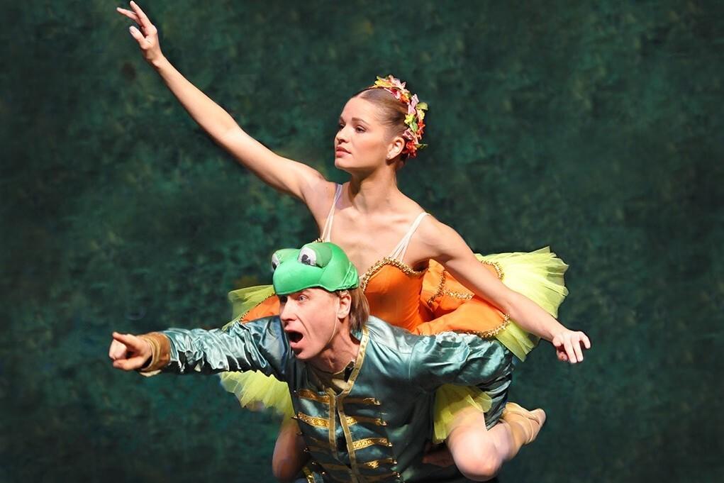 Дюймовочка. Театр Корона русского балета