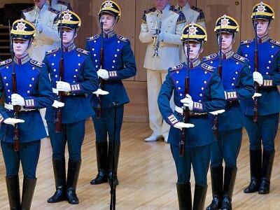 Песни нашего детства. Президентский оркестр России