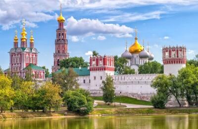 Эксклюзивная обзорная экскурсия по Москве с посещением канатной дороги