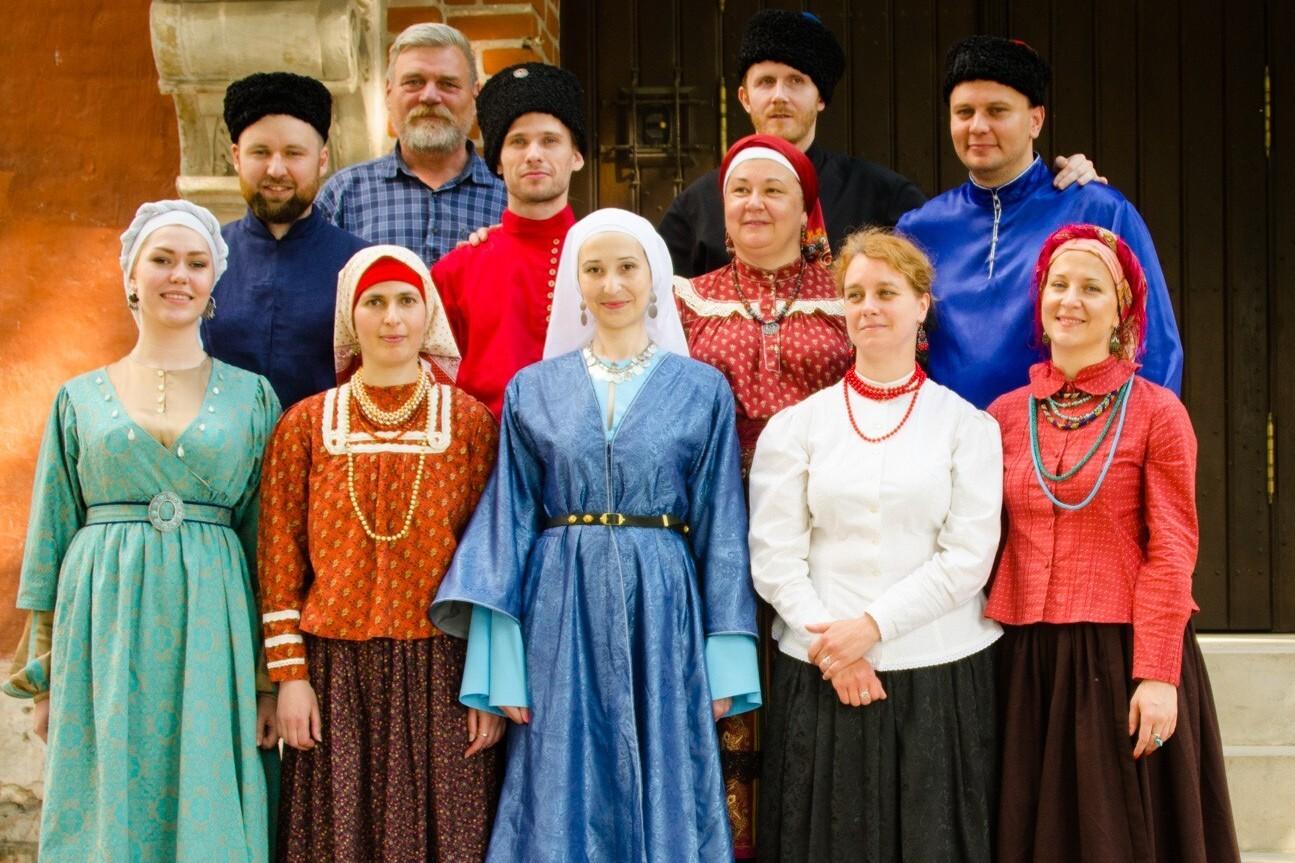Концерт клуба традиционной казачьей песни «Петров Вал»