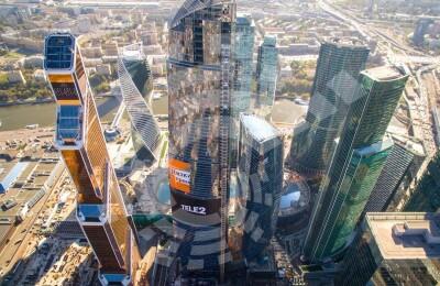 Прогулка по башне Федерации в Москве-сити