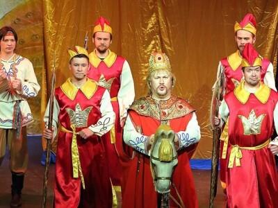 Сказка о царе Салтане. Камерный музыкальный театр «Эль Арт»