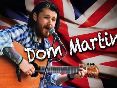 British Blues Invasion To Russia, Dom Martin