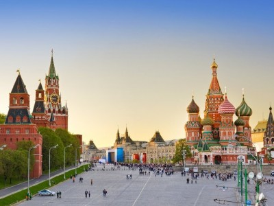 Сказания о Красной площади
