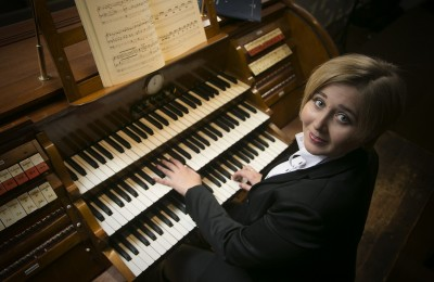 Аб.№2 В ансамбле с органом. Бах и джаз