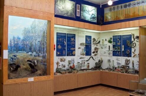 Биологический музей им. Тимирязева