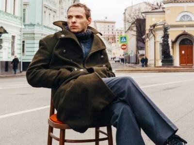 Я шагаю по Москве