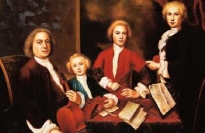 Концерт органной музыки. И.С.Бах и его семейство
