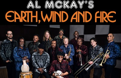 Earth, Wind & Fire featuring Al Mckay All Stars