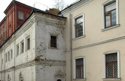 Палаты Мазепы