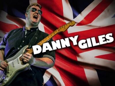 British blues invasion to Russia, Danny Giles