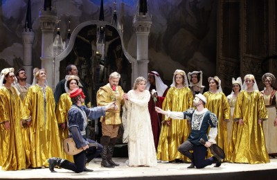 Опера П.И. Чайковского «Иоланта»