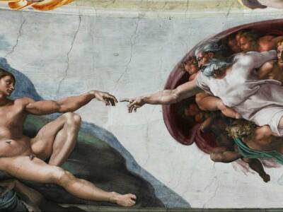 Микеланджело. Ночь в соборе. Лунная соната