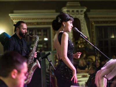 Ксения Дэви & JazzBand