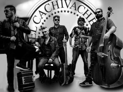 La CACHIVACHEria: Танго& Джаз& Рок