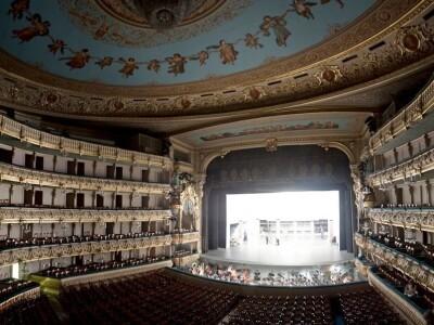 Гала-концерт Академии молодых оперных певцов Мариинского театра
