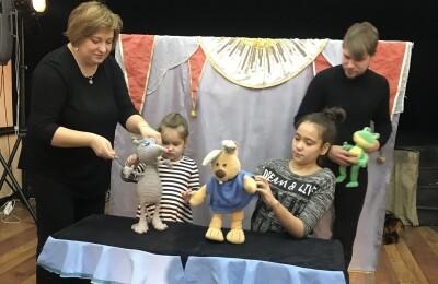 Мастер класс 1. Куклы — детям