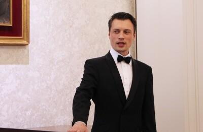 Зимний вечер в усадьбе Федора  Шаляпина