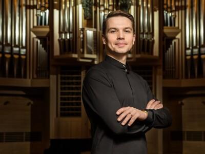 Аб.№3 Бах. Органная музыка. К. Волостнов. Пасхальный концерт