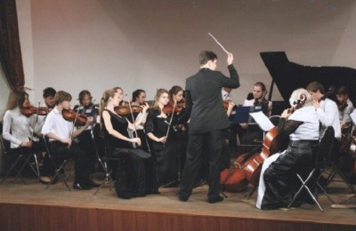 Путешествия со струнным оркестром. Камерный оркестр и его инструменты