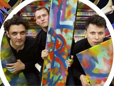 Город Джаз. LRK Trio. Концерт в оранжерее