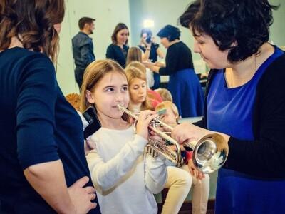 Нескучные концерты. Джаз для детей