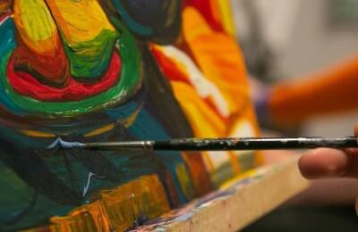 Мастер-класс для взрослых «В мастерского импрессиониста. Пишем акрилом!»