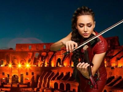 Золотые Хиты Классики и Рока. Золотая скрипка России Leonarda & Her Band «Opera XXI»